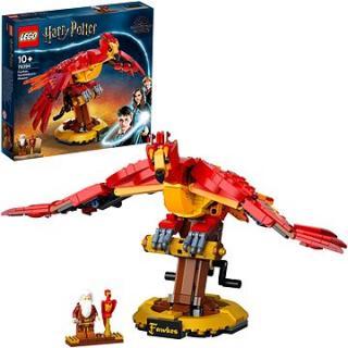 LEGO Harry Potter TM 76394 Fawkes – Brumbálův fénix