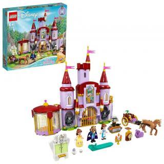 LEGO® I Disney Princess™ 43196 Zámek Krásky a zvířete