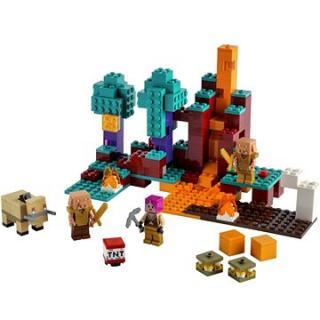 LEGO Minecraft 21168 Podivný les