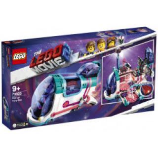 LEGO Movie 70828 Vyklápěcí party autobus