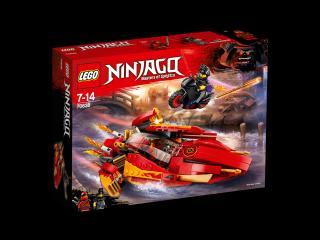 LEGO® Ninjago 70638 Katana V11 červená