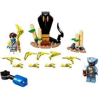 LEGO Ninjago 71732 Epický souboj – Jay vs. Serpentine