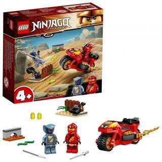 LEGO® NINJAGO® 71734 Kaiova motorka s čepelemi