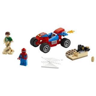 LEGO Super Heroes 76172 Poslední bitva Spider-Mana se Sandmanem