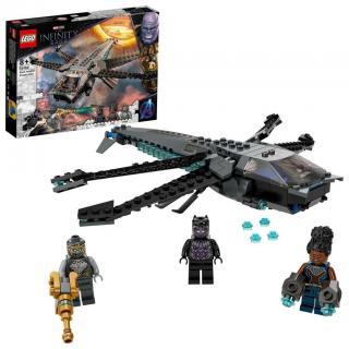 LEGO® Super Heroes 76186 Black Panther a dračí letoun