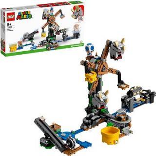LEGO® Super Mario™ 71390 Boj s Reznorem – rozšiřující set