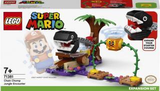 Lego Super Mario Chain Chomp a setkání v džungli – rozšiřují set