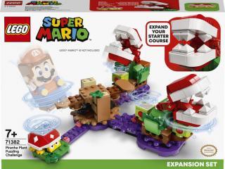 Lego Super Mario Hlavolam s piraňovou rostlinou – rozšiřující set