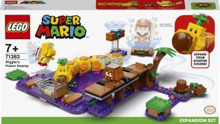 Lego Super Mario Wiggler a jedovatá bažina – rozšiřující set
