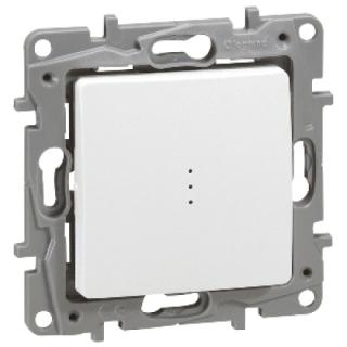 Legrand Niloe vypínač č.6 podsvětlený bílá 664710