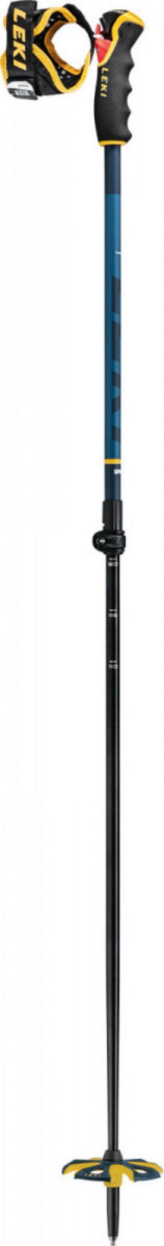 Leki Spitfire Vario 3D 20/21 Délka nastavitelných hůlek: 110-140 cm hliník