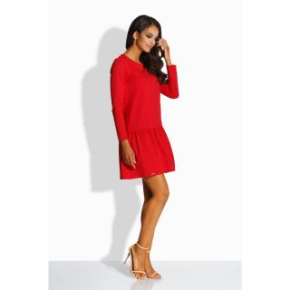 Lemoniade Womans Dress L218 dámské Red S