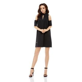 Lemoniade Womans Dress L245 dámské Black M