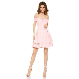 Lemoniade Womans Dress L258 Powder dámské Pink M