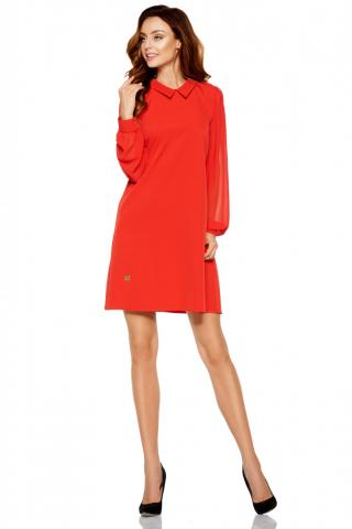Lemoniade Womans Dress L265 dámské Red S