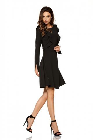 Lemoniade Womans Dress L271 dámské Black S