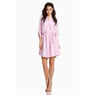 Lemoniade Womans Dress L300 Powder dámské Pink M
