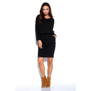 Lemoniade Womans Dress L322 dámské Black L