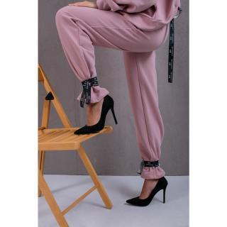 Lemoniade Womans Sweatpants Layla2 dámské Dusty Rose S