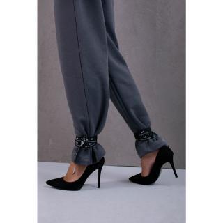 Lemoniade Womans Sweatpants Layla2 dámské Graphite S