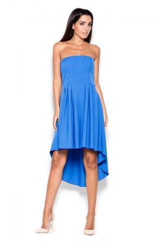 Lenitif Womans Dress K031 dámské Blue L