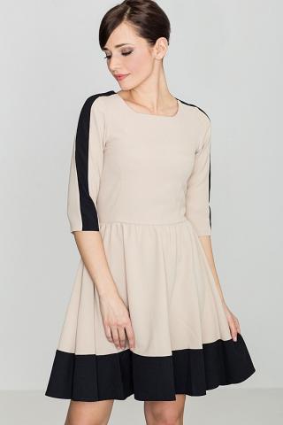 Lenitif Womans Dress K057 dámské Black S