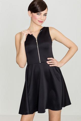 Lenitif Womans Dress K098 dámské Black S