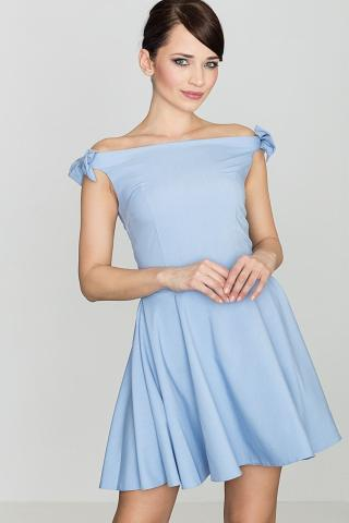 Lenitif Womans Dress K170 dámské Blue M