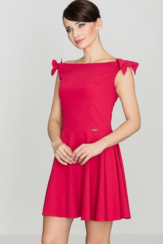 Lenitif Womans Dress K170 dámské Red S