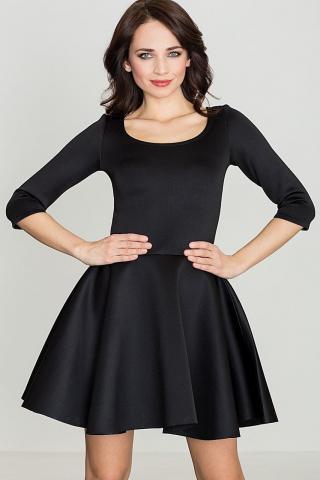Lenitif Womans Dress K227 dámské Black L