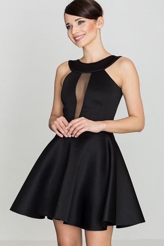 Lenitif Womans Dress K270 dámské Black L