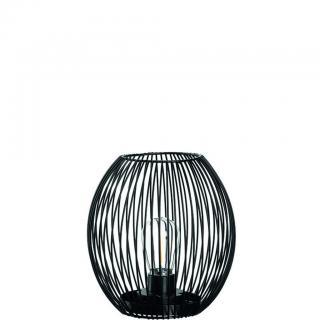 Leonardo LED LUCERNA, kov, plast - černá /18