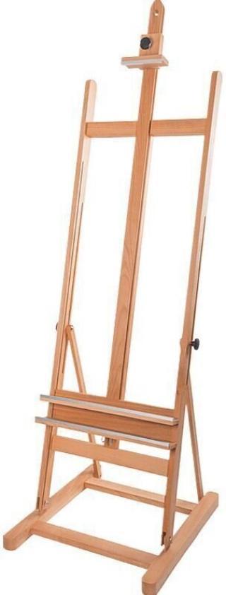 Leonarto Atelier Beech Wood Easel Madrid Lux