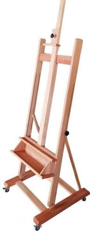 Leonarto Atelier Beech Wood Easel Monaco