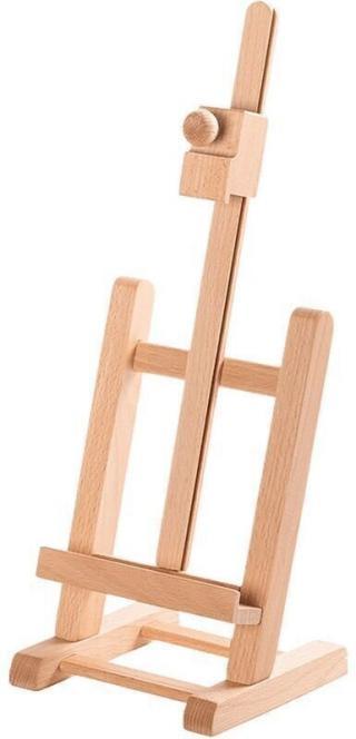 Leonarto Tabletop Beech Wood Easel Leda