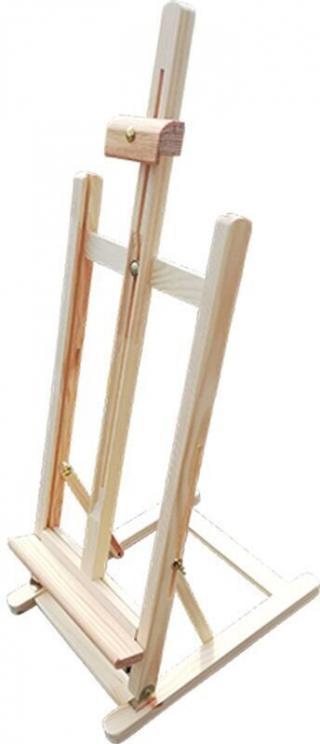 Leonarto Tabletop Spruce Wood Easel Ariane