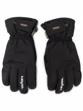 Level Lyžařské rukavice 3343UG.01 Černá pánské 8