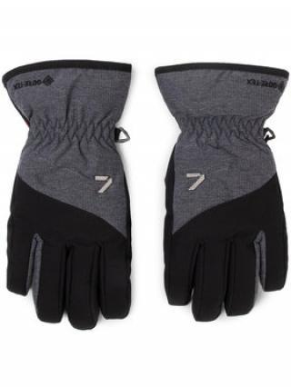 Level Lyžařské rukavice Astra W GORE-TEX 3339WG18 Černá dámské 7