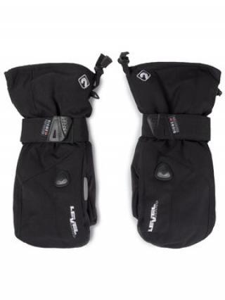 Level Lyžařské rukavice Fly Mitt Black 1031UM01 Černá pánské 7