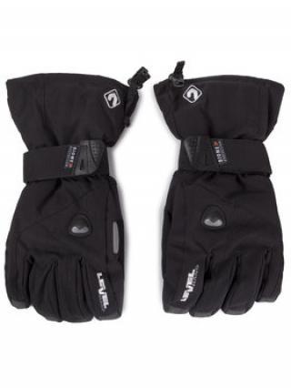 Level Lyžařské rukavice Glove Fly 1031UG.01 Černá pánské 8