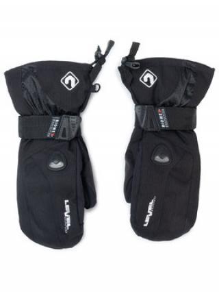 Level Lyžařské rukavice Glove Fly Jr 4001JM.01 Černá 6