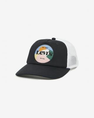 Levis® Headgear Kšiltovka Černá dámské UNI