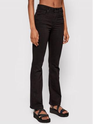 Levis® Jeansy 725™ High-Rise Bootcut 18759-0032 Černá Regular Fit dámské 25_32