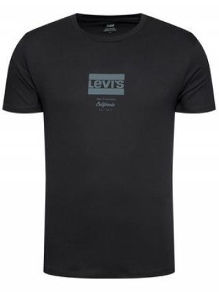 Levis® T-Shirt Sportswear Logo Graphic 39636-0060 Černá Standard Fit pánské XS