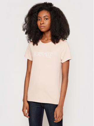 Levis® T-Shirt The Perfect 17369-1624 Růžová Regular Fit dámské XS