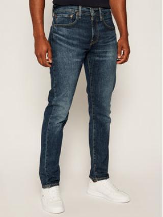 Levis® Taper Fit džíny 502™ Wagyu Moss 29507-0775 Tmavomodrá Taper Fit pánské 31_32