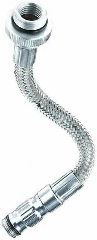 Lezyne CO2 Flex Hose Silver