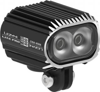 Lezyne Ebike Lite Pro Drive 800 Switch High Volt Black