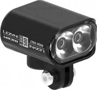 Lezyne Ebike Micro Drive 500 High Volt Black