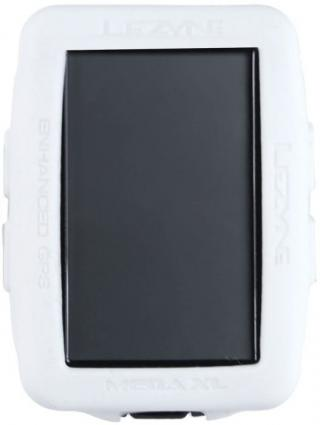 Lezyne Mega XL GPS Cover White